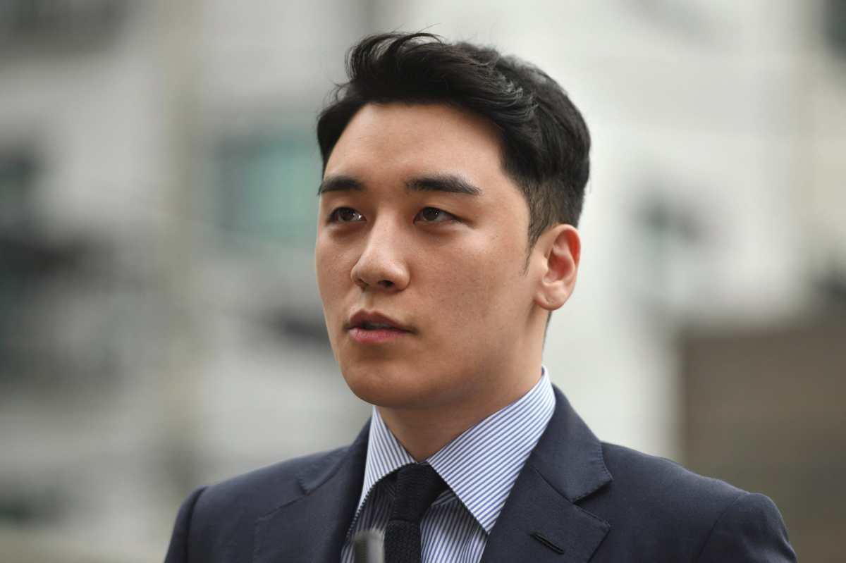 Escándalo en el mundo K-pop: Condenan a 3 años de cárcel a la exestrella Seungri por un caso de prostitución