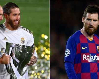 Sin Leo Messi, Sergio Ramos, ni Zinedine Zidane, ¿Qué cara tendrá la liga española esta temporada?
