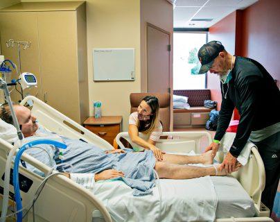 Rechazaron la vacuna contra el covid y ahora se arrepienten (en el hospital)
