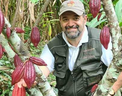 Uno de los más prestigiosos chocolateros del mundo en Guatemala: Silvio Bessone