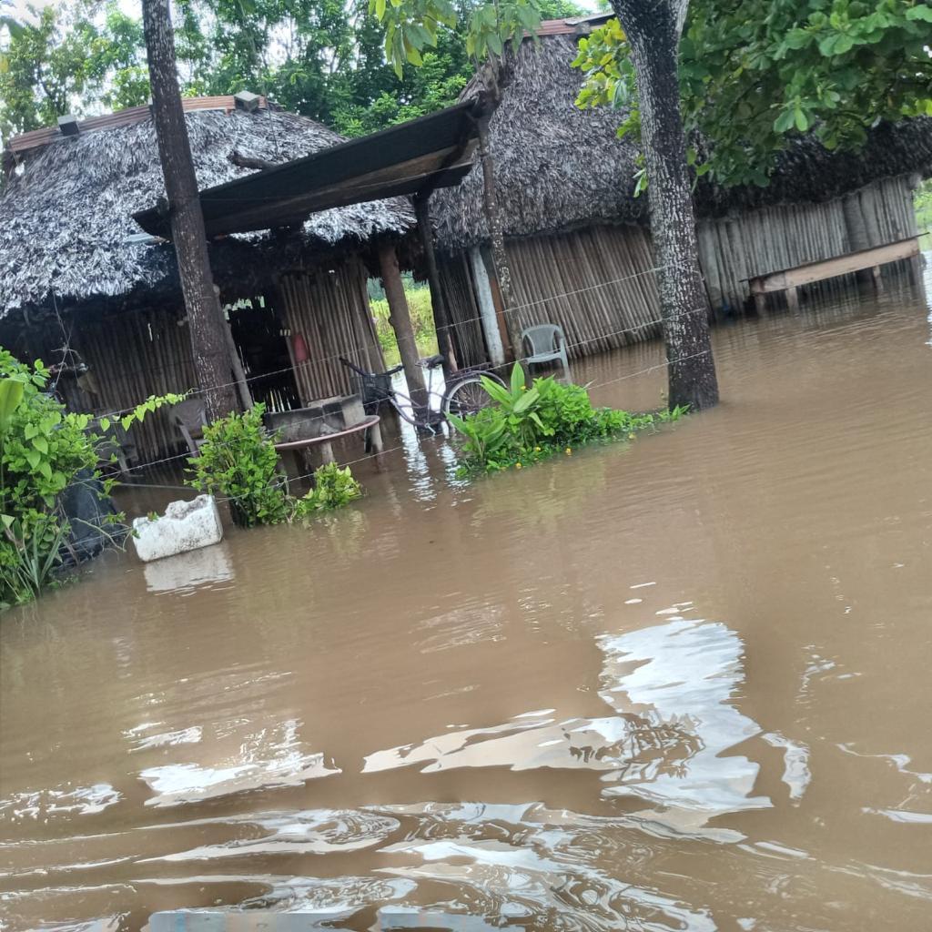 Inundaciones Izabal