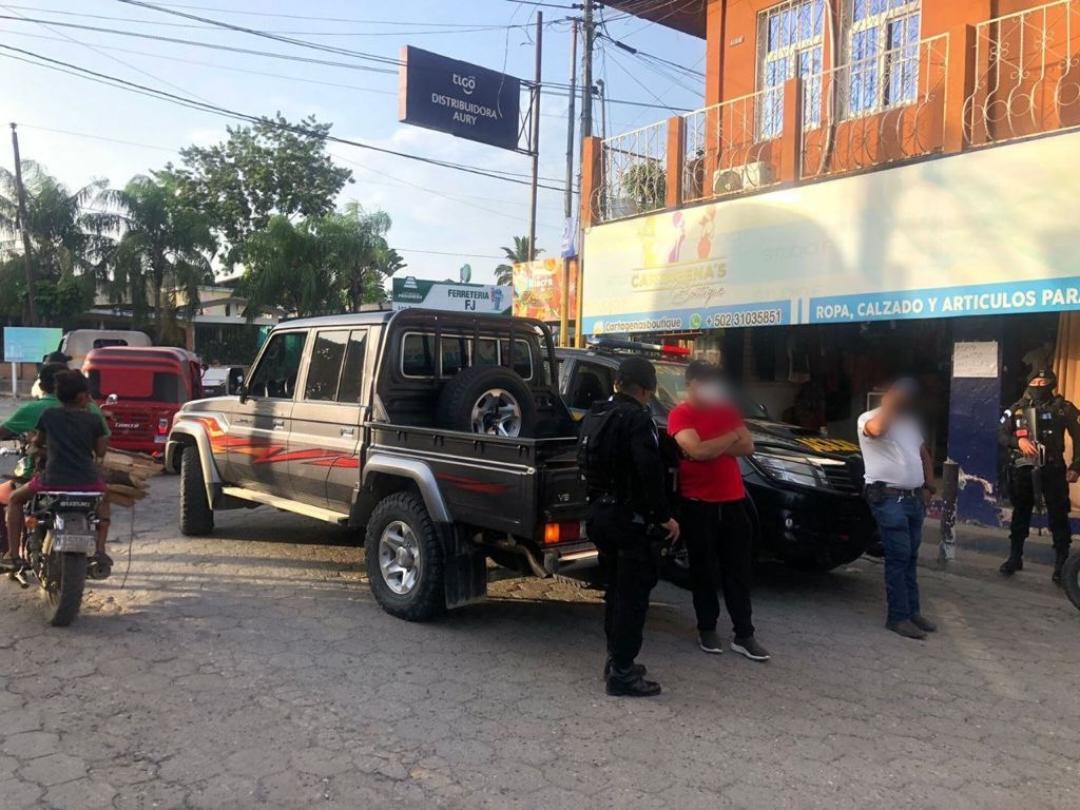 Capturan en Izabal a presunto narco guatemalteco requerido en extradición por EE. UU.