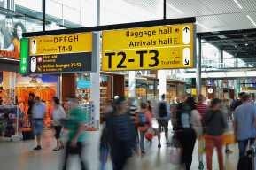 La Unión Europea impone restricciones para los vuelos provenientes de Estados Unidos