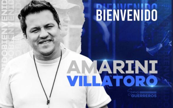 ¡Oficial! Amarini Villatoro es presentado como nuevo técnico del Municipal Pérez Zeledón