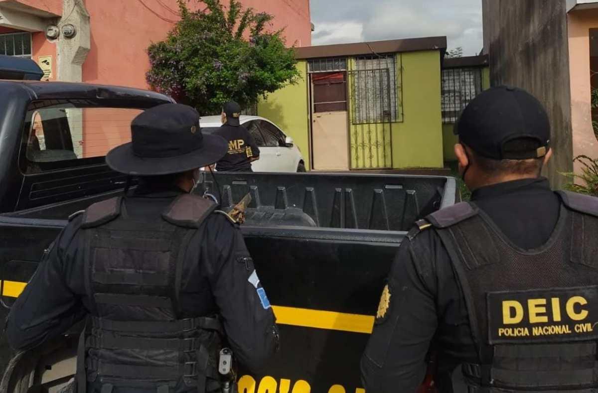Capturan a dos personas vinculadas a crimen contra una pareja de extranjeros en Bosques de San Nicolás en julio pasado