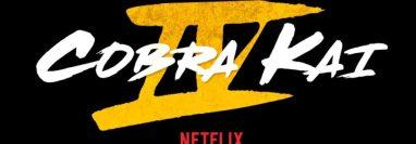 "Netflix revela fecha de estreno para la cuarta temporada de ""Cobra Kai"". (Foto Prensa Libre: Netflix)"