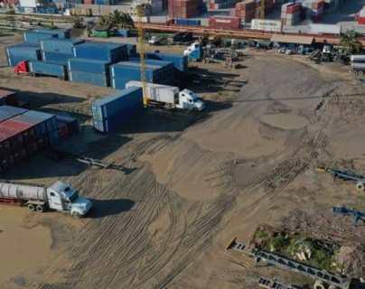 Por qué desestimaron negocio de terreno en la portuaria Santo Tomás