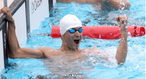 Mientras dormía: Charles Fernández da por finalizados los Juegos Olímpicos de Tokio 2020 para Guatemala