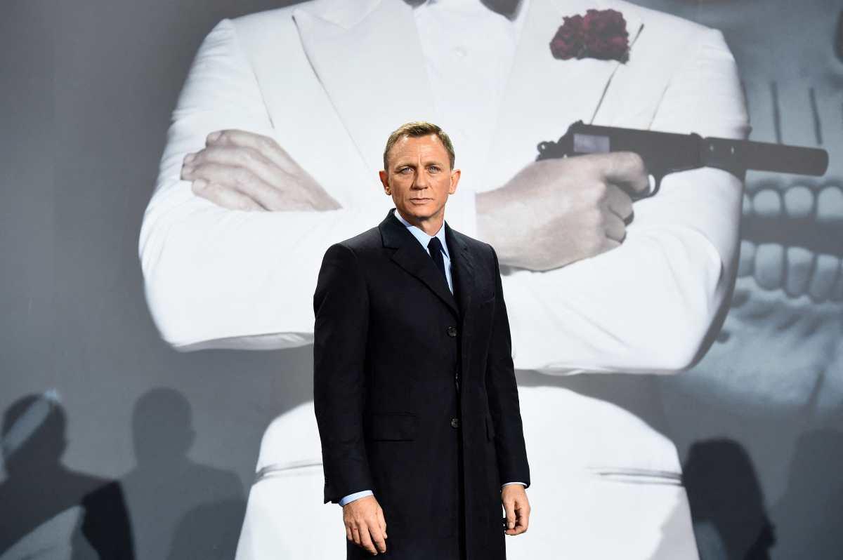 """El nuevo James Bond conmociona el festival CinemaCon (""""No Time To Die"""" y la última participación de Daniel Craig como el agente 007)"""