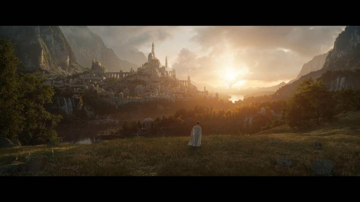 """Amazon prepara serie sobre """"The Lord of The Rings"""" y esto es lo que se sabe"""