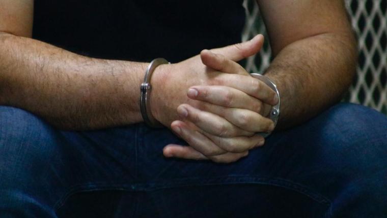Luis Erasmo Martínez Díaz, fue detenido y extraditado. (Foto Prensa Libre)