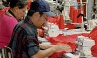 Fabrica maquiladora de todo tipo de ropa ubicada sobre el Anillo Periferico a la altura de la colonia Villa Linda.  Maquila. Foto Daniel Herrera, Prensa Libre.