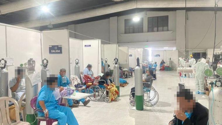 El 76.72% de los casos positivos de coronavirus que se detectaron en Guatemala en agosto no estaba vacunado