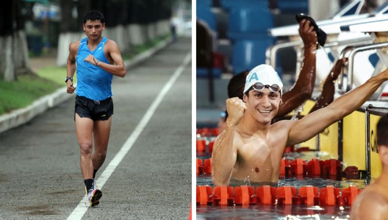 Dos deportes y hasta 7 atletas guatemaltecos serán los que inicien competencias durante la madrugada del jueves 5 de agosto. Foto Prensa Libre.