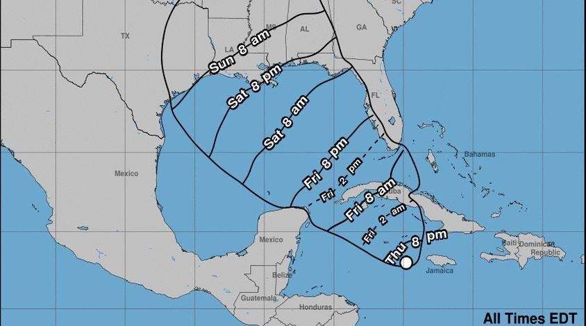 Más lluvias y actividad eléctrica: tormenta tropical Ida podría afectar al país, advierte la Conred