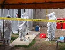 Por dos semanas bajaron los contagios de covid-19 en Santa Cruz del Quiché y después volvieron a subir sorpresivamente, (Foto Prensa Libre: Héctor Cordero)