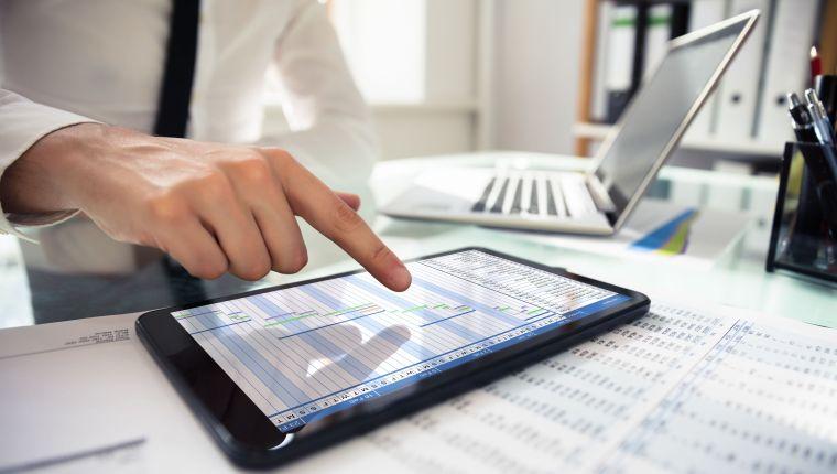 Registro de empresas, sociedades, comerciantes individuales, mejoró su comportamiento respecto del 2020. (Foto, Prensa Libre: Hemeroteca PL).
