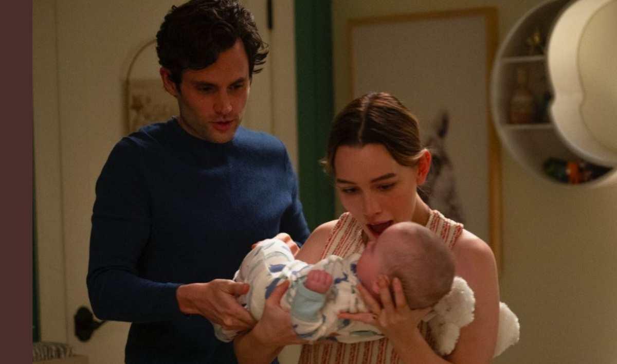 """Netflix anuncia la fecha de estreno de la tercera temporada de """"You"""" (Personalidad impredecible, obsesión y un bebé en camino)"""