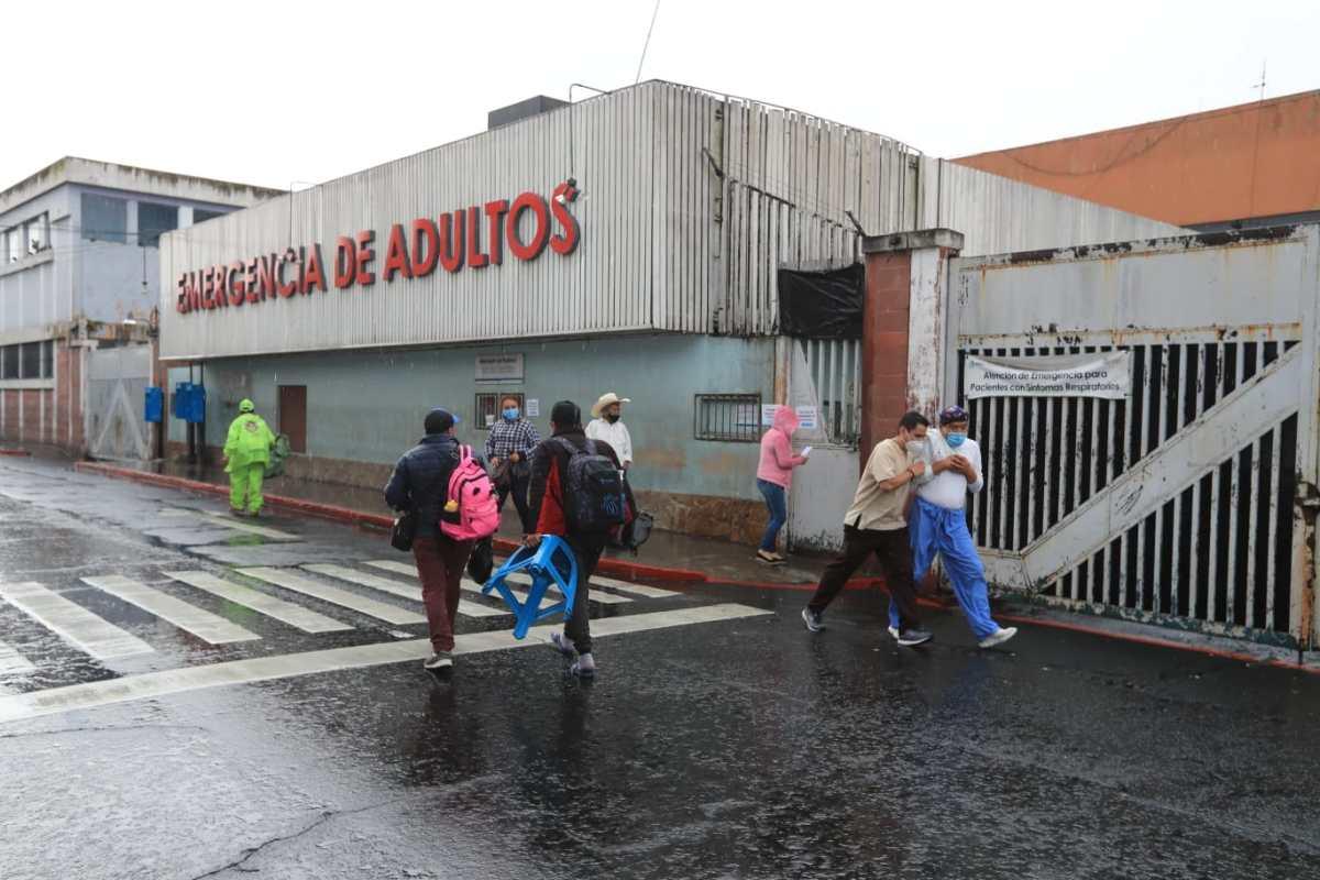 Guatemala registra 81 fallecidos por covid-19, la cifra más alta reportada desde el comienzo de la pandemia, y sobrepasa las 12 mil víctimas mortales