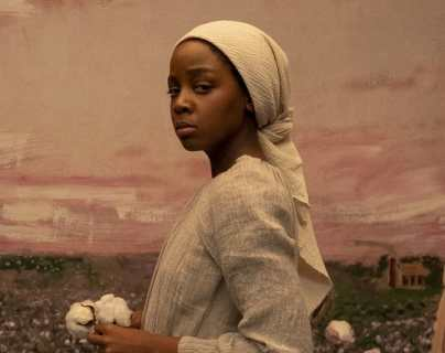 Cora Randall (Thuso Mbedu), protagoniza html5-dom-document-internal-entity1-quot-endThe Underground Railroadhtml5-dom-document-internal-entity1-quot-end.