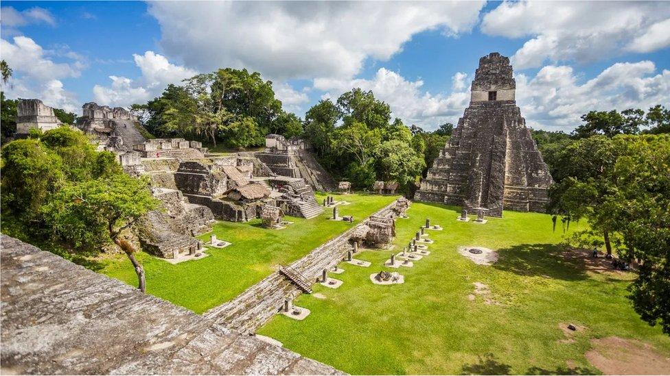 El brillante invento de los mayas (que aún se usa hoy) para levantar una majestuosa urbe en un lugar sin agua