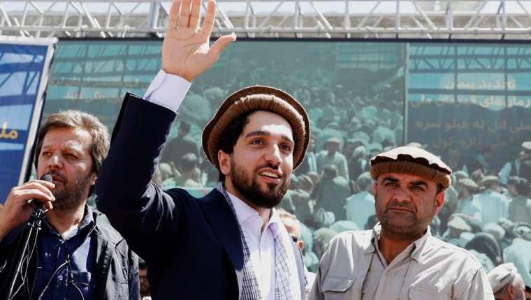 Ahmad Massoud, hijo del icónico héroe de la resistencia Ahmad Shah Massoud, fundó el FRN.