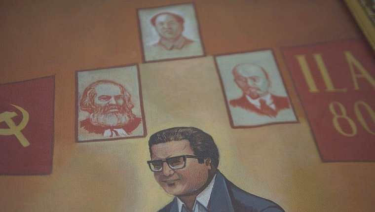 Abimael Guzmán se consideraba la html5-dom-document-internal-entity1-quot-endcuarta espada del marxismohtml5-dom-document-internal-entity1-quot-end en el mundo.