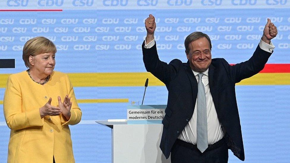 Angela Merkel: las elecciones que ponen fin a una era de 16 años en Alemania