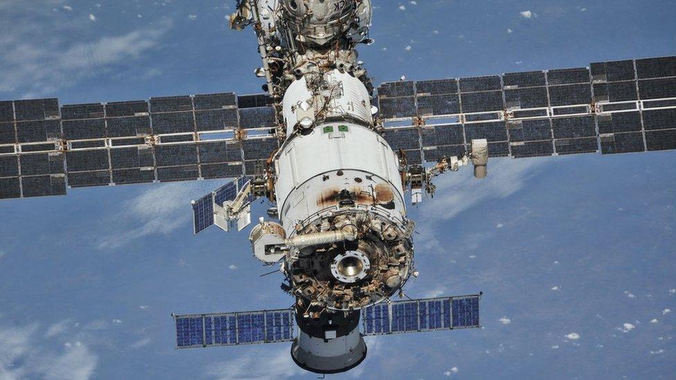 """Alerta rusa: la Estación Espacial Internacional se enfrenta a """"daños irreparables"""""""