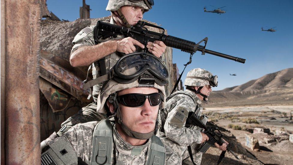 Afganistán: las grandes empresas de Estados Unidos que más dinero ganaron con la guerra
