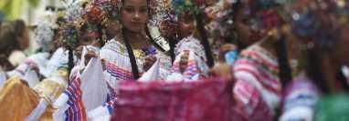 Panamá celebra su independencia de España cada 28 de noviembre.