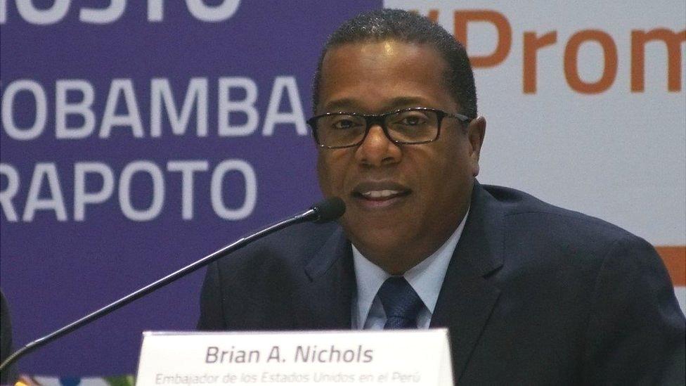 3 datos sobresalientes sobre Brian Nichols, elegido por Biden para manejar las relaciones de EE.UU. con América Latina