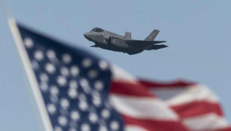 En la Base de la Fuerza Aérea Laughlin se entrena a los futuros pilotos de aviones militares como los F-35.