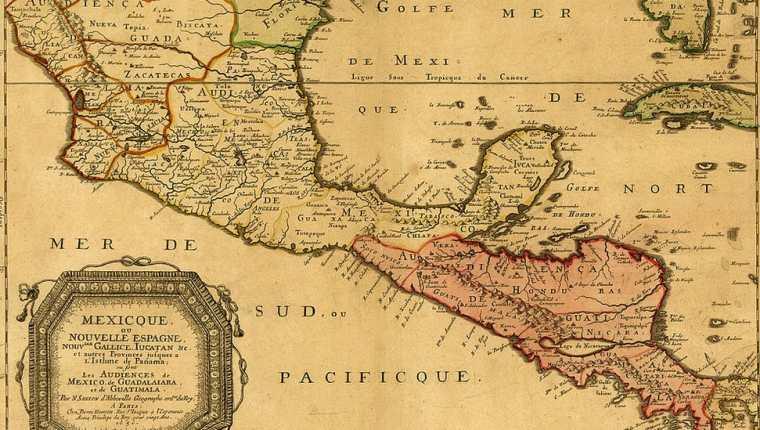 Nueva España nació en 1536 y perduró por casi tres siglos. Getty Images