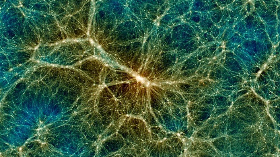 """""""Uchuu"""", la simulación más exacta y completa del universo que te permite viajar en el tiempo"""