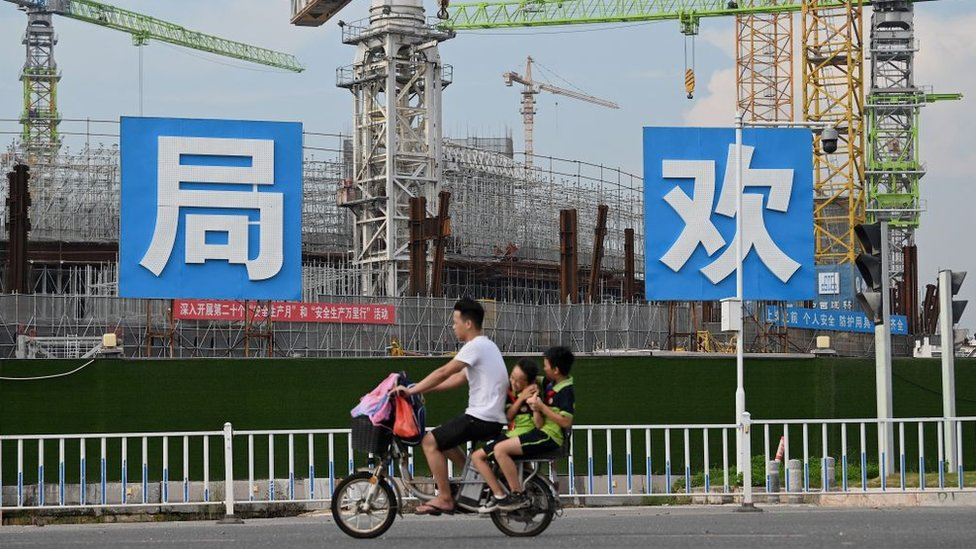 Evergrande: por qué la caída del gigante inmobiliario no es solo una amenaza para la economía en China