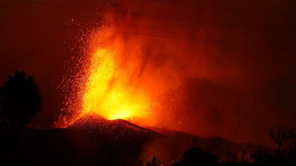 Volcán de La Palma: la peligrosa reacción química que ocurrirá cuando la lava del Cumbre Vieja llegue el océano