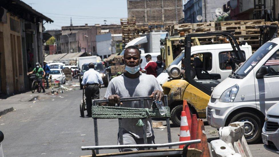¿Por qué tantos haitianos se están yendo de Chile?