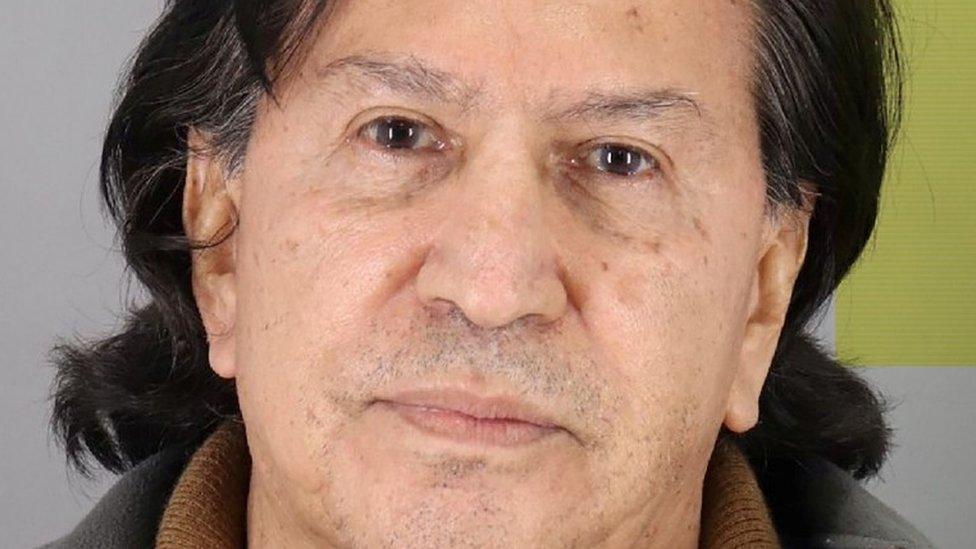 Un juez de Estados Unidos certifica que el expresidente Alejandro Toledo puede ser extraditado a Perú