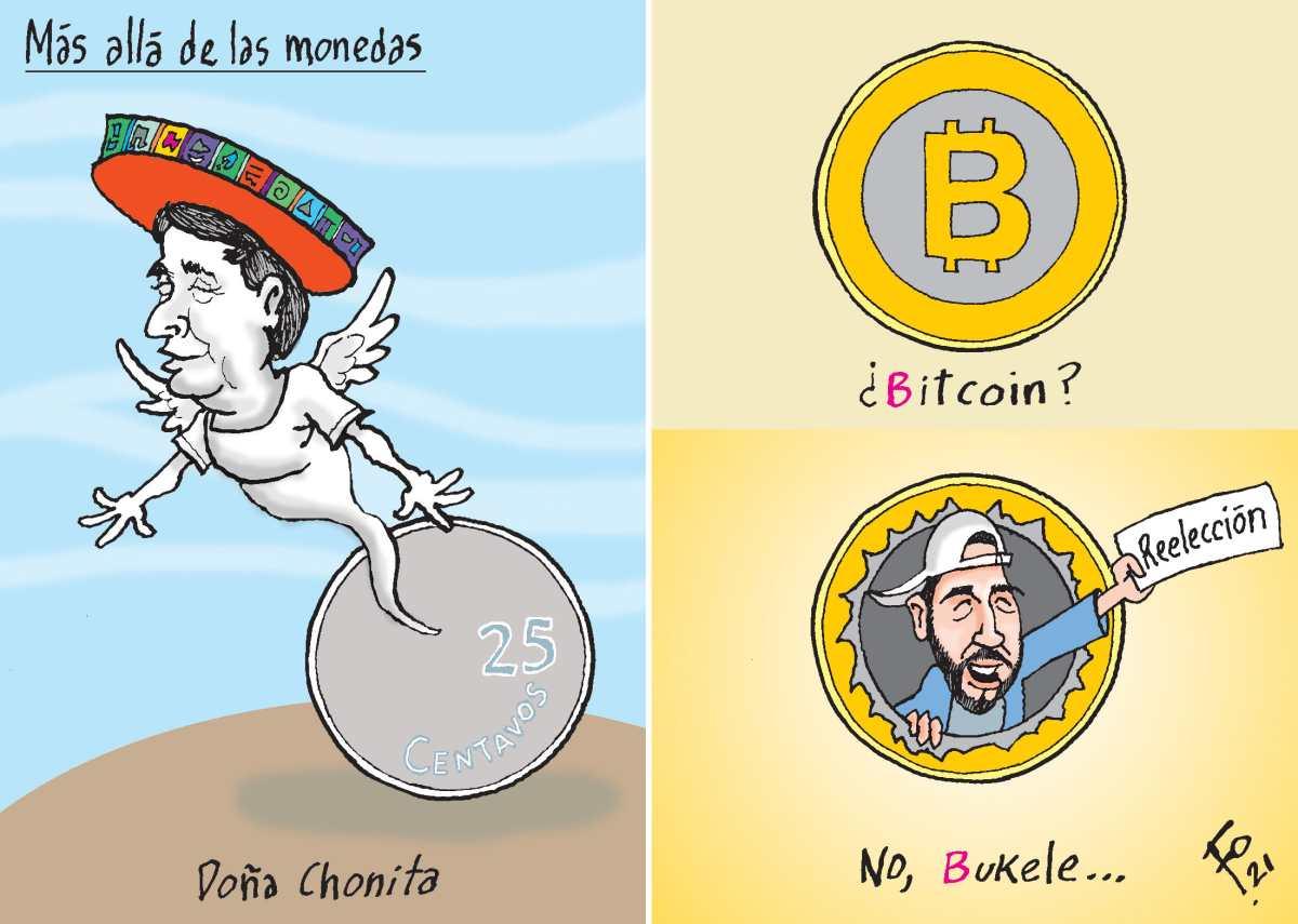 Más allá de las monedas