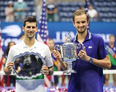 Medvedev gana el US Open impidiendo que Djokovic complete el Grand Slam