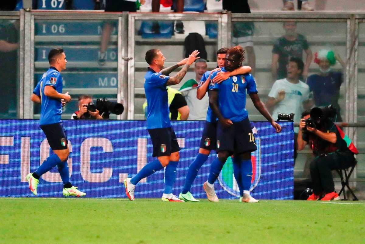 37 juegos invicto y cinco goles ante Lituania hacen reencontrarse a la Italia favorita para Qatar 2022