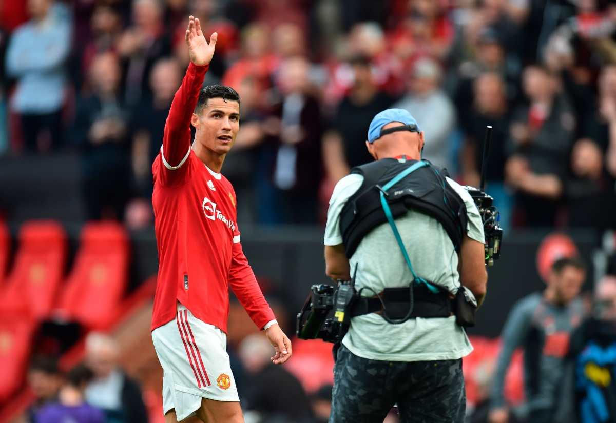 """Cristiano: """"Estoy orgulloso de volver al Manchester United"""""""