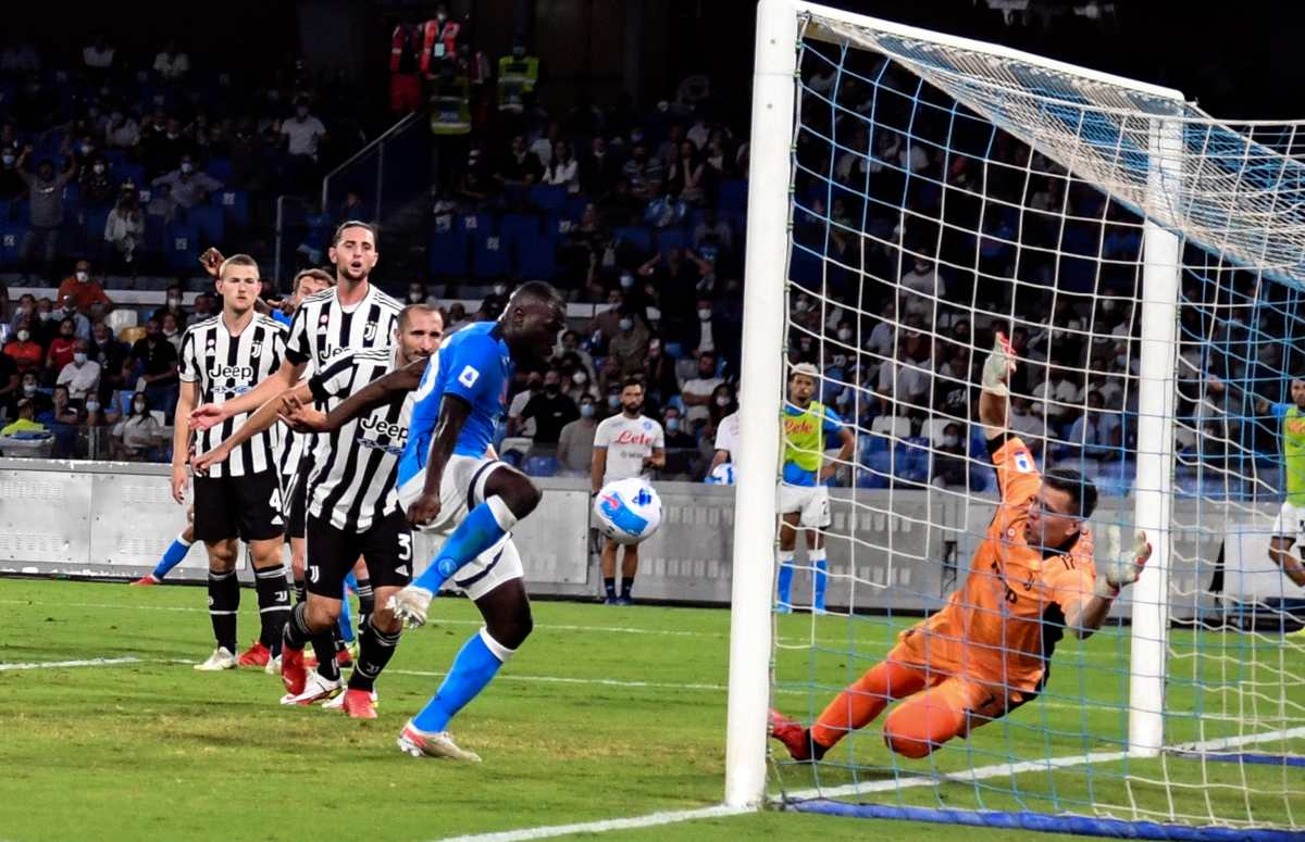 La Juventus se autodestruye ante el Nápoles y sigue sin ganar