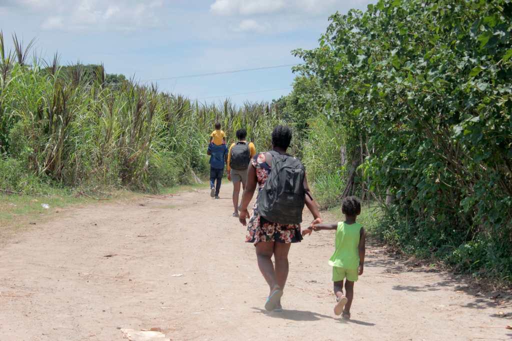 """""""Es cruel e ilegal"""": juez de EE. UU. prohíbe expulsar a familias migrantes sin dejarlas pedir asilo"""