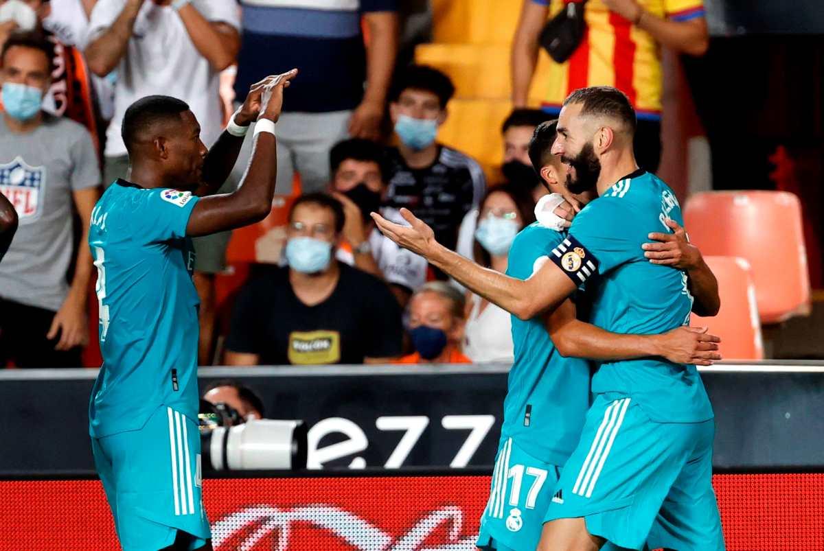 Vinicius salva el liderato del Real Madrid en La Liga