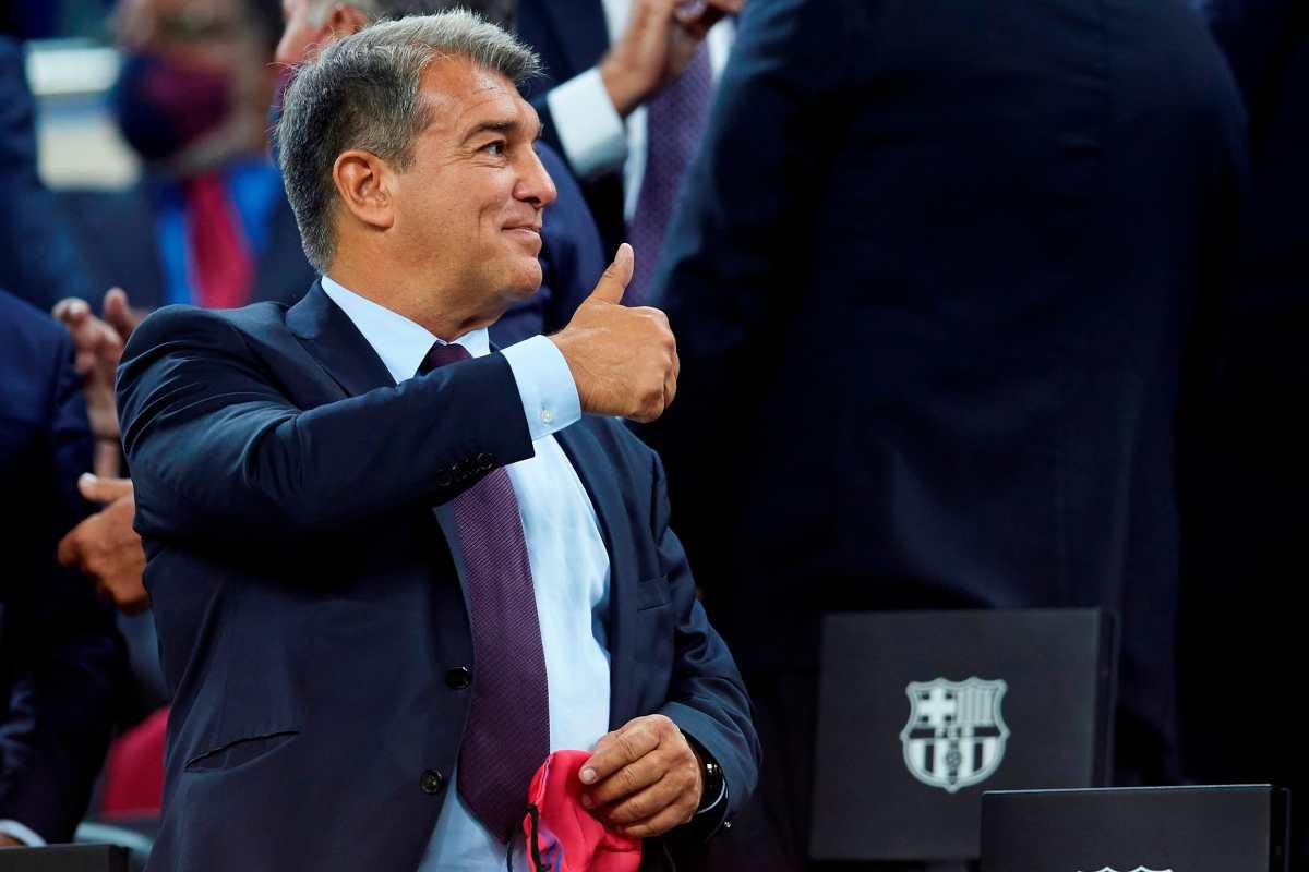 """""""Koeman seguirá siendo entrenador del Barça"""", confirma Laporta"""
