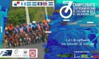 La Federación Nacional de Ciclismo de El Salvador fue el organizador de este III Campeonato Centroamericano. Los anteriores se llevaron a cabo en Nicaragua y  Panamá. Foto Facebook Fedeciclismo El Salvador.