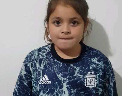 ¿Quién es Felicitas Flores, la niña argentina de 8 años que superó a Lionel Messi y Neymar Jr.?