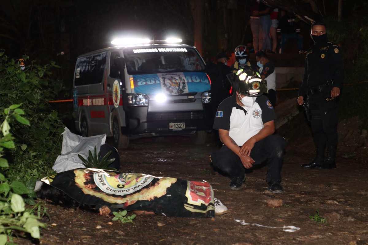 La violencia no da tregua en Guatemala: 2 mil 592 personas fueron asesinadas de enero a agosto, según Inacif